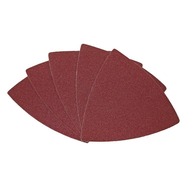 10x schleifpapier schleifbl tter f r schleifblock korn 60. Black Bedroom Furniture Sets. Home Design Ideas