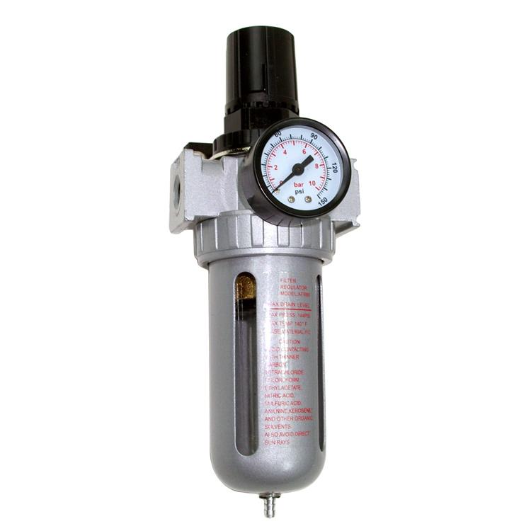 Compressed Air Maintenance Unit Water Separator Pressure